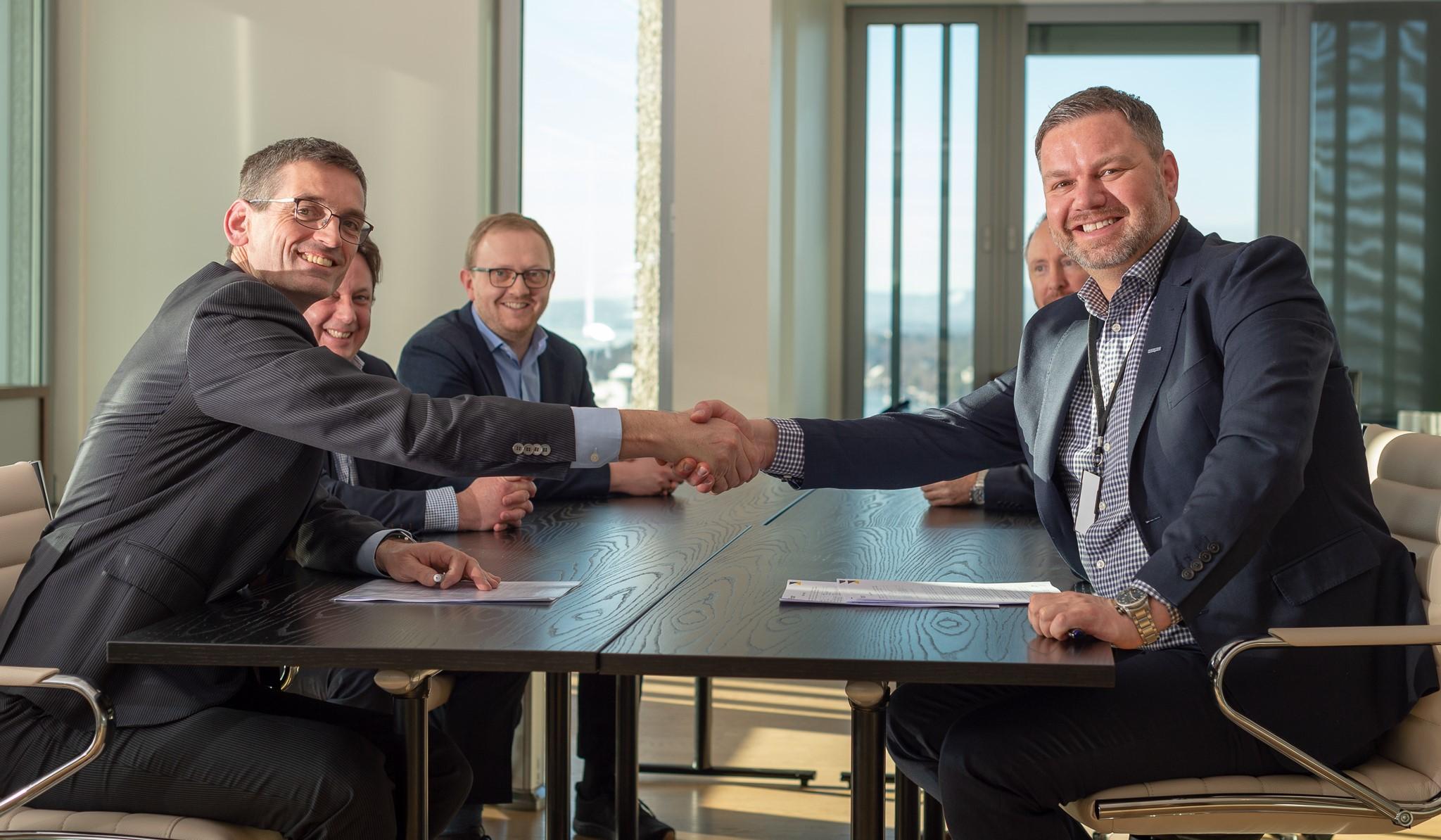 Gabler inngår avtale med nederlandske SecondFloor om IORP II.
